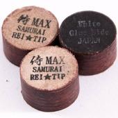 Наклейка для кия «Rei Samurai White» 45.186.14.6 REI TIP & MAX Co.