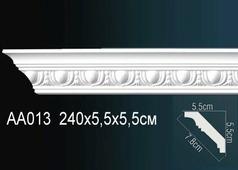 Лепнина Потолочный плинтус перфект AA013