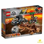 75929 Побег в гиросфере от Карнотавра Jurassic World