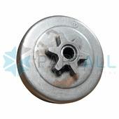 """Барабан сцепления литой (3/8"""", 6 зубьев) для Efco MT 350, Oleo-Mac GS 35"""