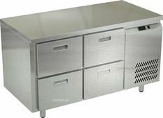 Стол морозильный Техно-ТТ СПБ/М-123/04-1307 (внутренний агрегат)