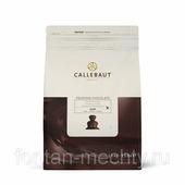 Темный шоколад для фонтанов Callebaut, 56,9% какао, каллеты 2,5 кг