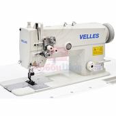 Промышленная двухигольная швейная машина Velles VLD 2872
