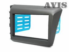 AVEL Переходная рамка AVIS AVS500FR для HONDA CIVIC 4D (2012-...), 2DIN (#028)