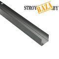 Профиль для гипсокартона UD:27x28. Металл 0.5 мм. Длина 3 м, шт.