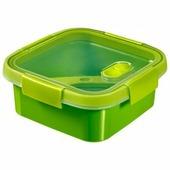 Контейнер для СВЧ Curver To Go Lunch 0.9L (зеленый)
