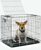 """Переноска-клетка для животных Savic """"Residence"""", цвет: серый, 61 х 46 х 53 см"""