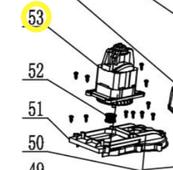 двигатель в сборе LM4220 WORTEX 7110-304505
