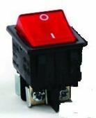 HOROZ выкл.-кнопка СУ для эл/приборов 16А 250В 300-000-709 HRZ00001364