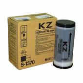 Краска RISO KZ Black (800мл) (o) {S-1370} (2 шт.)