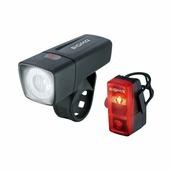 Свет комплект Sigma Aura 25 & Cubic Flash