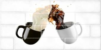 Beryoza Ceramica Брик белый Декор 1 60x30