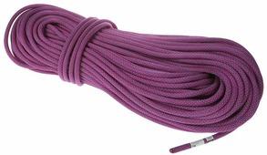 """Веревка динамическая VENTO """"Factor"""", с водоотталкивающей пропиткой, цвет: красный, диаметр 10 мм, длина 200 м"""