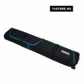 Thule RoundTrip Snowboard Roller 165 cm | Чехол для сноуборда на колесиках, черный