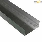 Профиль для гипсокартона UW: 100x40. Металл 0,45 мм.