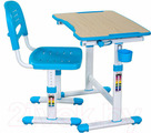 Парта+стул FunDesk Piccolino II
