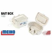 Коробка MEIHO Bait Box 100 для наживки, 126*97*60мм