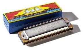 Губная гармошка Hohner AUTO VALVE 105/40 C (M10501)