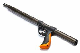 Ружье Pelengas Magnum+ рукоять 2/3 (пневмовакуумное, гарпун 7 мм, без регулировки силы боя) (100 см)