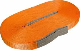 """Удлинитель лебедочного троса """"KennyМастер"""", цвет: оранжевый, 10 т, 30 м"""