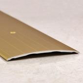 Алюминиевый порог ПО-60 одноуровневый 270 см