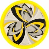 YG Sport Летающая тарелка цвет желтый диаметр 25,4 см