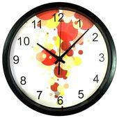 Часы настенные D25см арт 03