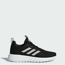 Кроссовки для бега Lite Racer CLN adidas Essentials core black / grey two f17 / ftwr white