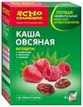 Ясно Солнышко Каша овсяная ассорти № 1 изюм клубника малина, 270 г