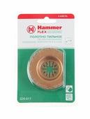 Полотно пильное для МФИ Hammer Flex 220-017 MF-AC 017 сегм.диск, BiM, 63,5мм, кафель , , шт