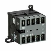 В 6-30-10-F Миниконтактор 3-х полюсный 9A 220В AC (штырьковое соединение) ABB, GJL1211003R8100