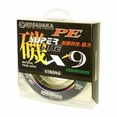 Леска плетеная Kosadaka SUPER LINE PE X9 Dark Green 0.18мм