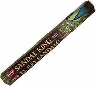 """Благовония HEM """"Sandal King"""" (Королевский Сандал), 20 гр"""