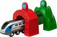 """Игровой набор Brio Smart Tech """"Электропоезд и туннели"""", 33834"""