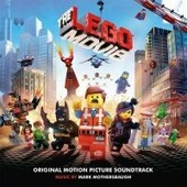 "Mark Mothersbaugh ""Лего Фильм - Саундтрек // The Lego Movie O.S.T. - Mark Mothersbaugh (LP awesome red)"""