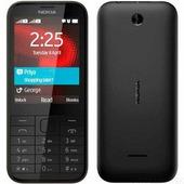 Корпус Nokia 225/225 Dual, черный