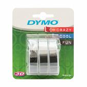 Лента Dymo S0847730/146077 (9 мм, черная) для Omega {S0847730}