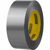 Армированная лента STAYER 48 мм х 45 м, серебристая, на тканевой основе 12080-50-50
