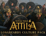 Sega Total War : Attila - Longbeards Culture Pack DLC (SEGA_2551)