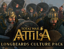 Sega Total War : Attila - Longbeards Culture Pack DLC (SEGA_2551)
