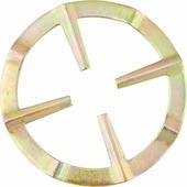 Конфорка, сталь, 13 х 13 см. BEU2166CX