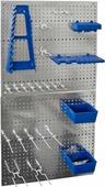 Набор крепежа ESSE, с металлическими перфопанелями, 26 предметов