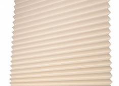 Бумажные шторы плиссе Redi Shade легкий светофильтр бежевые 91х182