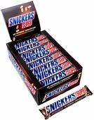 Snickers Super шоколадный батончик, 32 шт по 95 г