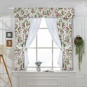 Комплект штор ТД Текстиль Cherry 1, 27010, серый