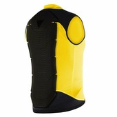 Защита Спины Dainese Gilet Manis 13, lemon-chrome/black (XL, lemon-chrome/black)