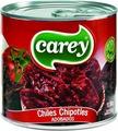 """Овощные консервы Carey """"Перец Чипотле в соусе Адобо"""", 340 г"""