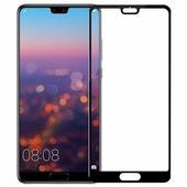 Противоударное защитное стекло Full Glue Screen Cover 0.3m черное Huawei P20