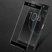 для Sony Xperia XA1 Ultra Защитное стекло Ainy Full Screen Cover 2,5D 0,33 мм черное