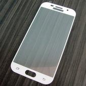 для Samsung A5 2017 Защитное стекло Ainy Full Screen Cover 2,5D 0,33 мм белое